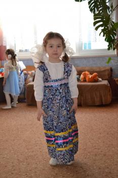 Арина Духовская